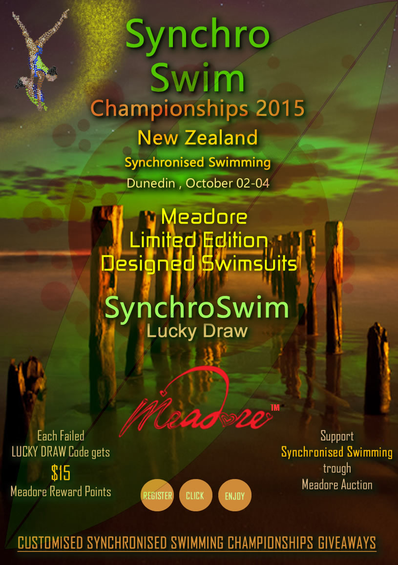 NZ Synchro Nationals Dunedin 2nd-4th October 2014