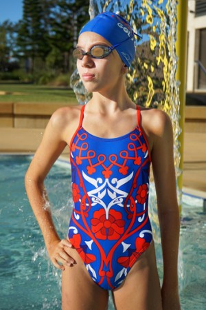 Meadore Ladies One Piece Ethnica