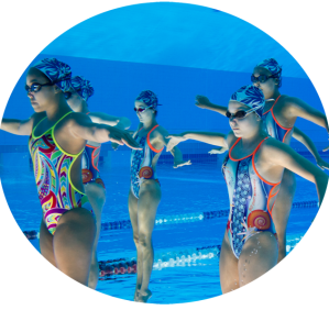 Meadore Club Training Custom Designed Swimwear