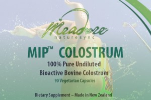 NatureSync Colostrum, V-Capsules